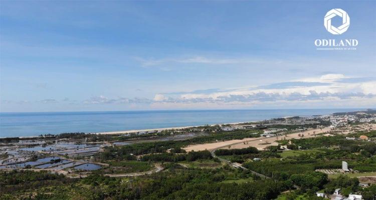 So sánh đất nền ven biển Bình Châu và Hồ Tràm
