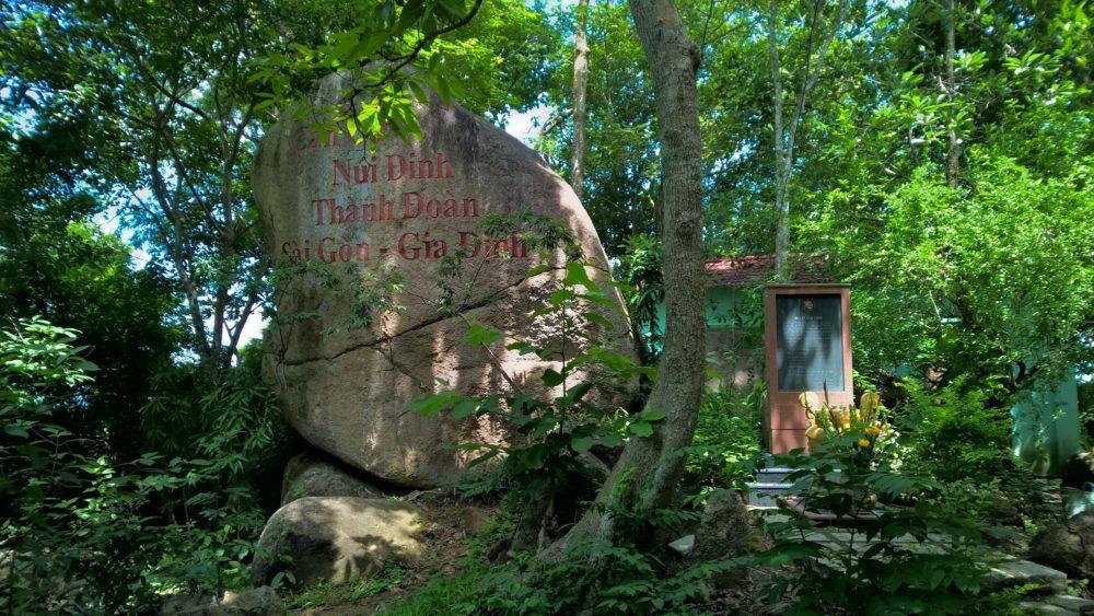 Khu căn cứ cách mạng núi Dinh