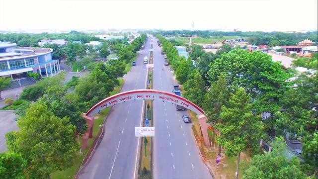 """Hạ tầng ở thị xã Phú Mỹ phát triển, tạo điều kiện cho bất động sản """"lên ngôi"""""""