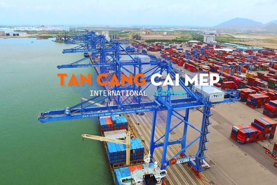 Cảng Cái Mép - Thị Vải, định hướng xây dựng cảng biển quốc tế hàng đầu khu vực ở tỉnh Bà Rịa - Vũng Tàu