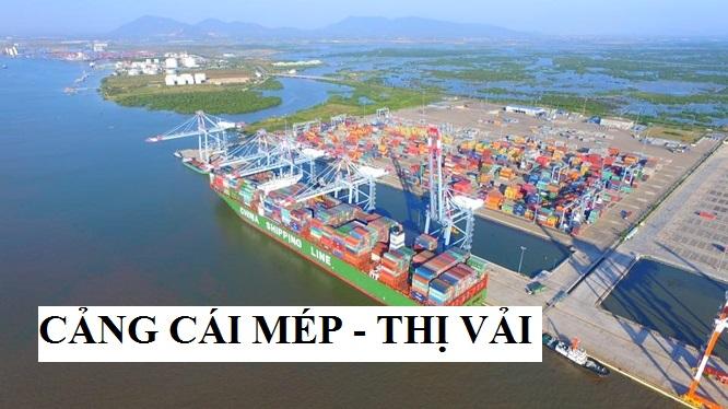 Cảng Cái Mép - Thị Vải, đầu mối giao thương quốc tế quan trọng bậc nhất của tỉnh