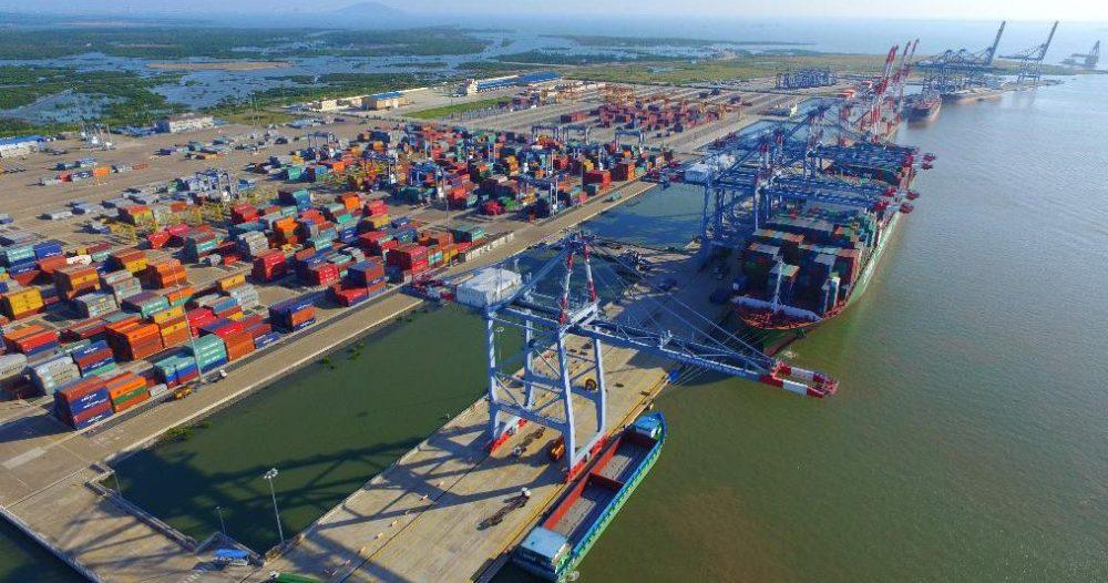 Cảng Cái Mép - Thị Vải thị xã Phú Mỹ