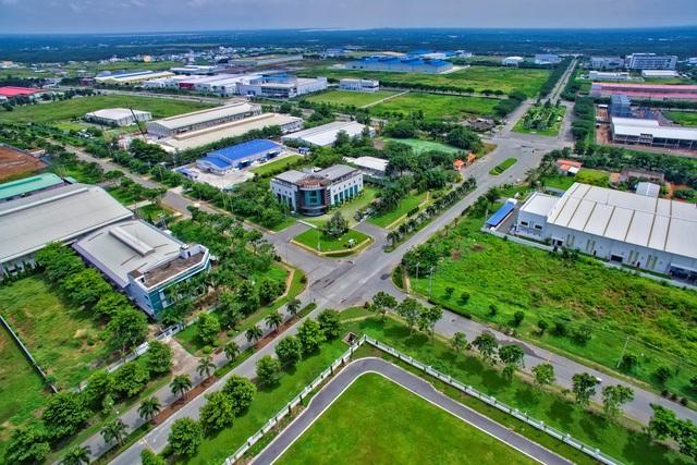 Các khu công nghiệp lớn ở thị xã Phú Mỹ (BRVT)