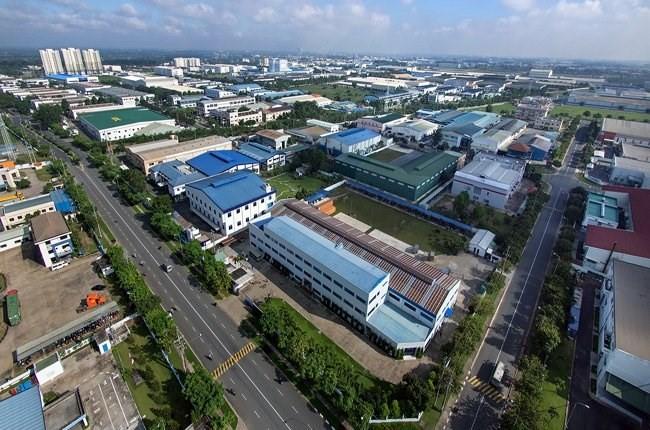 Nhiều khu công nghiệp lớn tập trung ở Phú Mỹ (BRVT)
