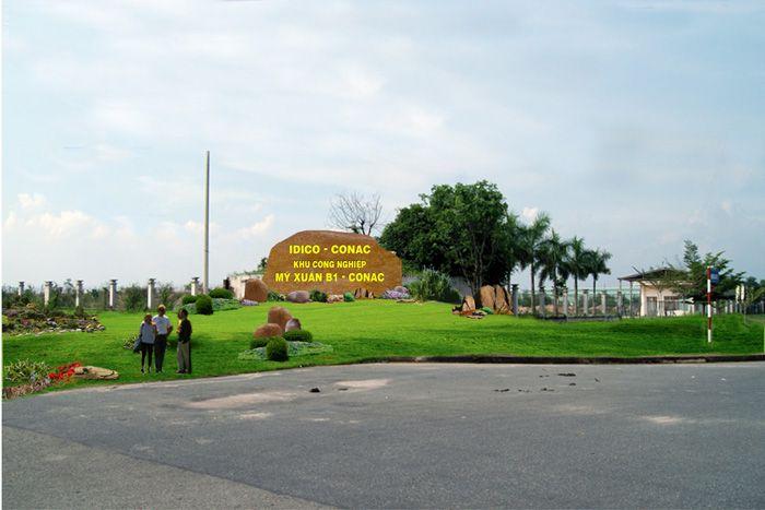 KCN Mỹ Xuân B1 – Conac thị xã Phú Mỹ