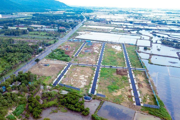 Tình trạng phân lô trái phép đất nền ở thị xã Phú Mỹ, tỉnh Bà Rịa - Vũng Tàu