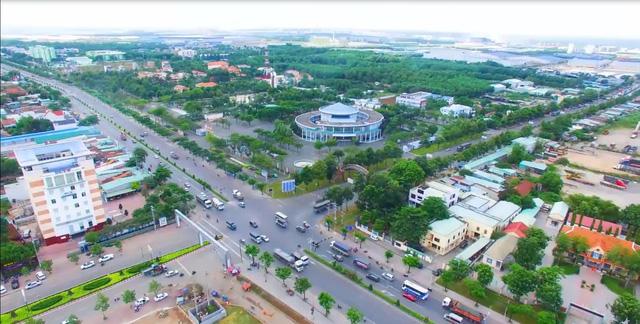 """Thị xã Phú Mỹ - Vùng """"đất vàng"""" nổi lên nhờ tiềm năng phát triển vượt bậc ở Bà Rịa - Vũng Tàu"""