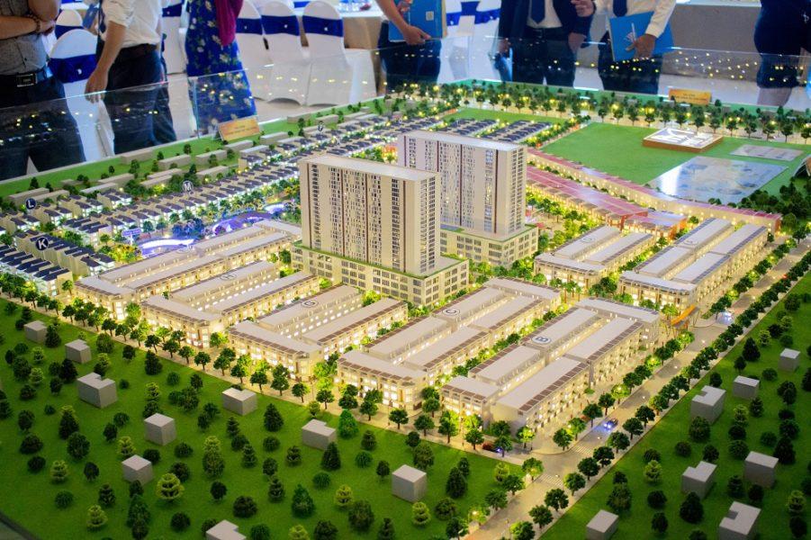Nhiều dự án mới ở thị xã Phú Mỹ đang triển khai, thu hút nhiều sự quan tâm của nhà đầu tư