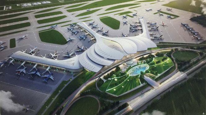Sân bay Long Thành - cú hích thúc đẩy các khu vực lân cận như Bà Rịa Vũng Tàu phát triển