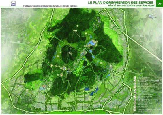 Khu du lịch FLC núi Dinh