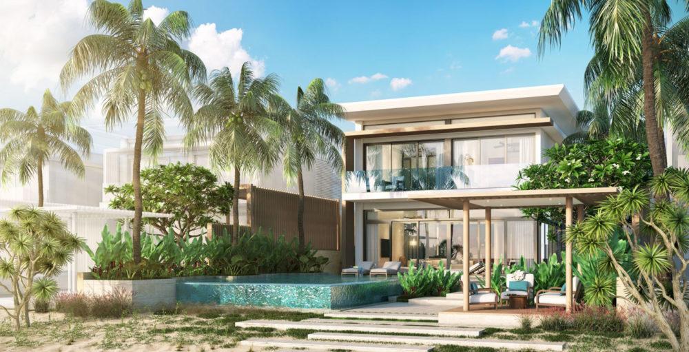 Các thiết kế biệt thự nhà vườn thường tạo sự kết nối giữa con người với thiên nhiên