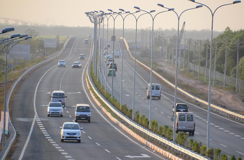Quốc lộ 51 đi qua Đồng Nai và tỉnh Bà Rịa - Vũng Tàu
