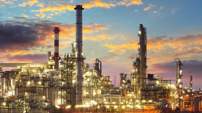 Tổ hợp hóa dầu Long Sơn ở tỉnh Bà Rịa - Vũng Tàu