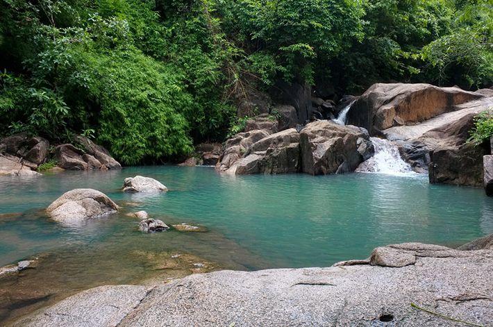 Cảnh đẹp thiên nhiên nức lòng người của Suối Tiên, Bà Rịa - Vũng Tàu