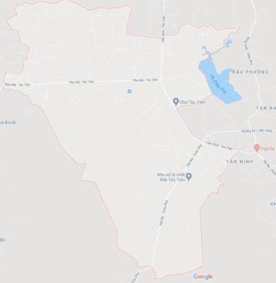 Xã Tóc Tiên, thị xã Phú Mỹ, tỉnh Bà Rịa Vũng Tàu