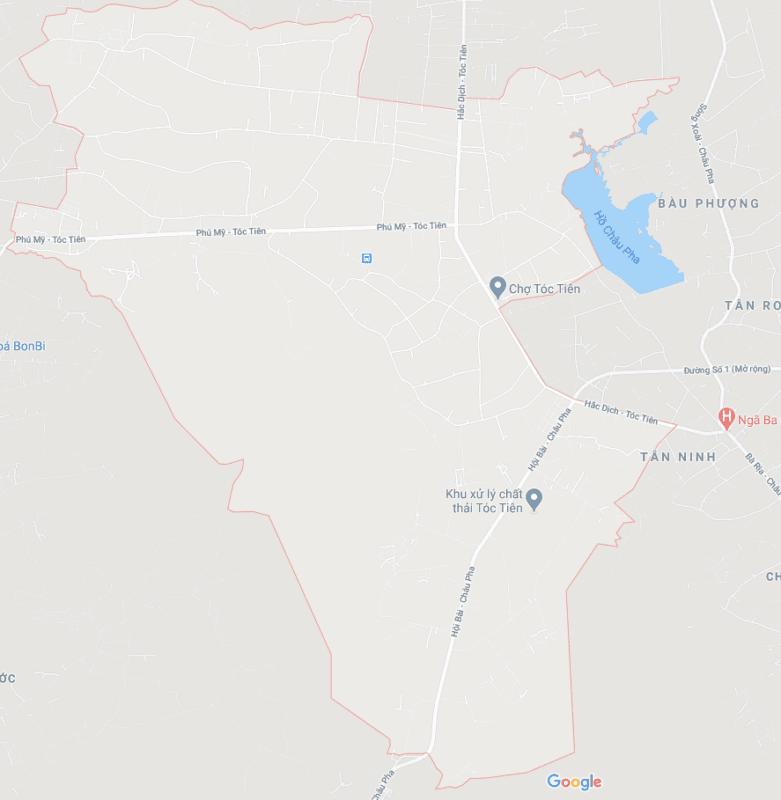 Xã Châu Pha, thị xã Phú Mỹ, tỉnh Bà Rịa Vũng Tàu