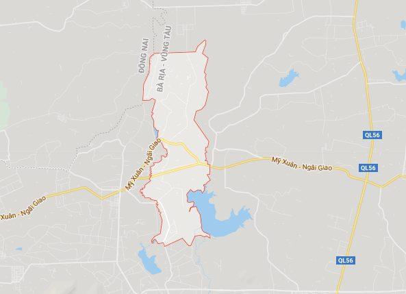 Xã Sông Xoài, thị xã Phú Mỹ, tỉnh Bà Rịa - Vũng Tàu