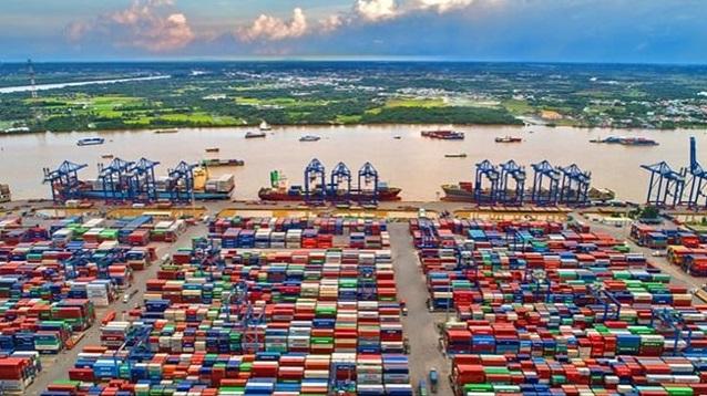 Kho bãi cảng Cái Mép Hạ