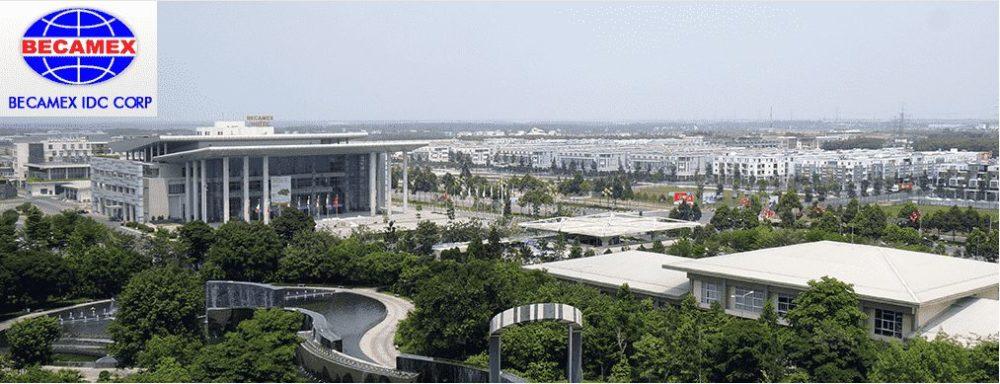 Becamex IDC là doanh nghiệp nhà nước lớn nhất của Bình Dương