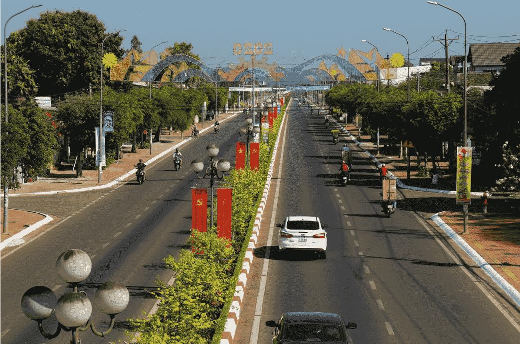 Hạ tầng giao thông huyện Châu Đức, tỉnh BRVT