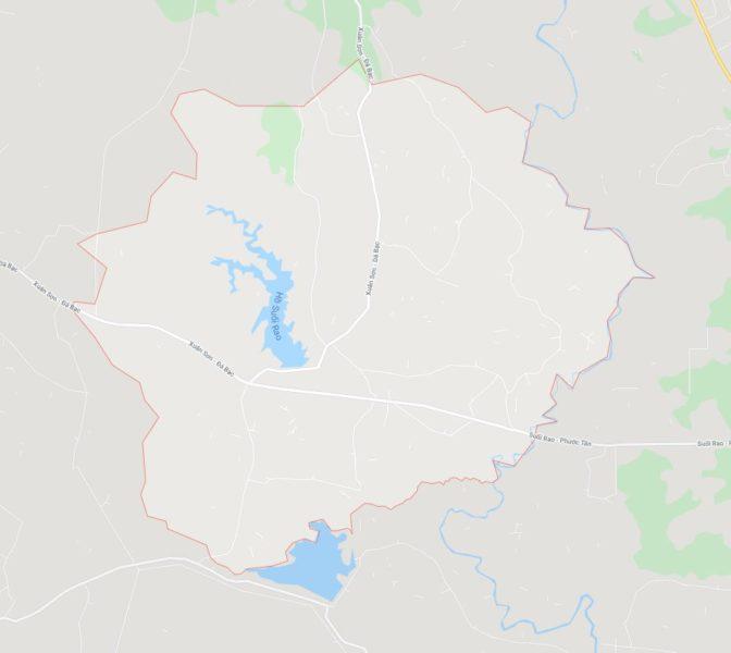 Xã Suối Rao, huyện Châu Đức, tỉnh BRVT