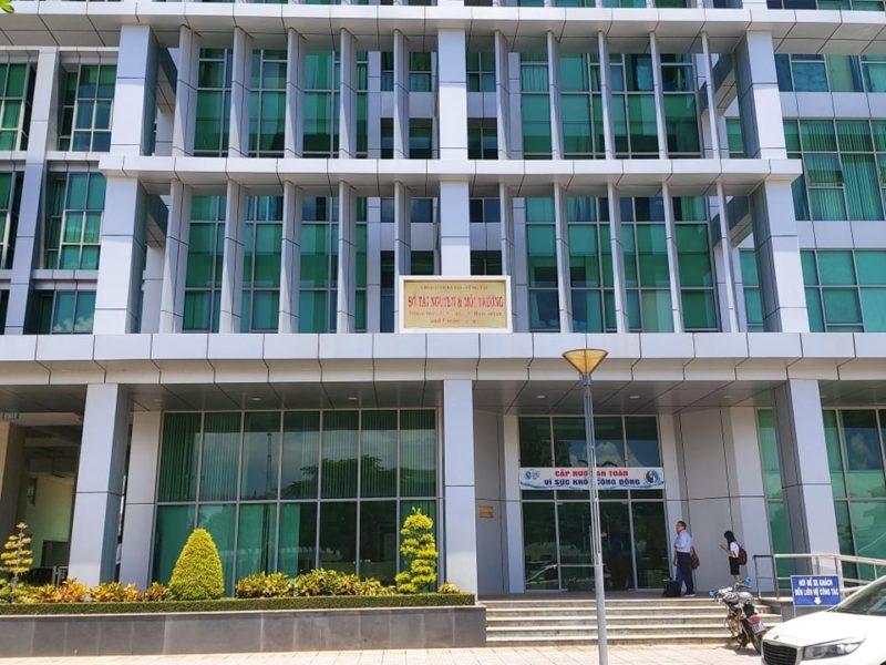 Sở Tài Nguyên và Môi Trường tỉnh Bà Rịa - Vũng Tàu