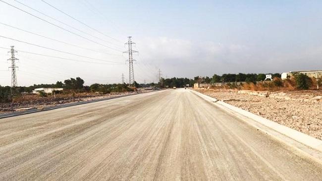 Dự án đường quy hoạch S song song Quốc lộ 51 góp phần đô thị hoá thị xã Phú Mỹ