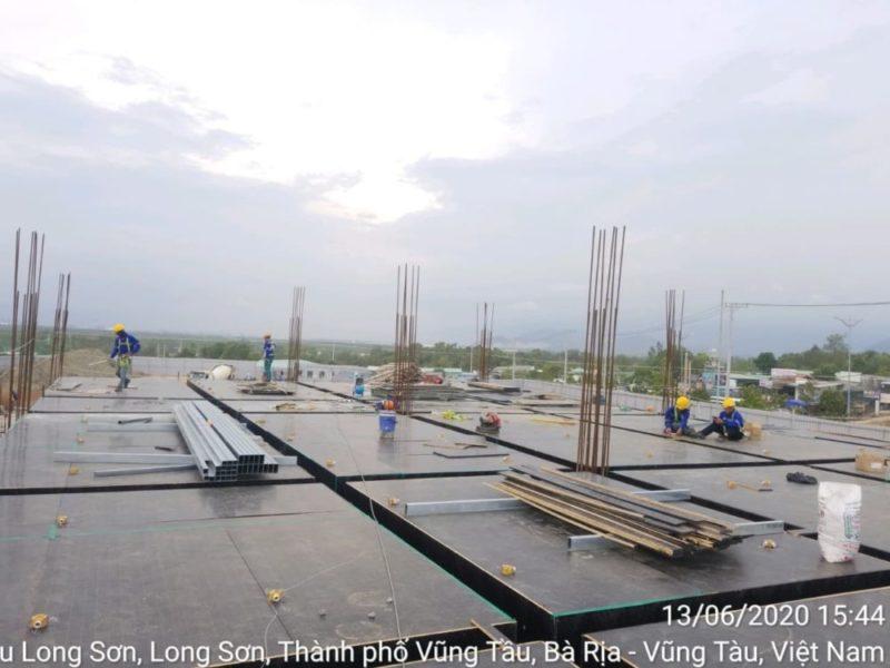 Hình ảnh thực tế của Tổ hợp Lọc hóa dầu Long Sơn