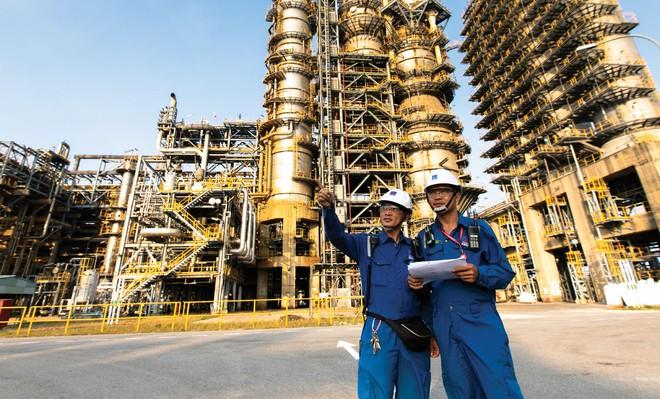 Các chuyên gia làm việc ở lọc hóa dầu Long Sơn có xu hướng chọn lựa những khu đất ven sông hồ ngoại ô TP Bà Rịa để làm nơi sinh sống